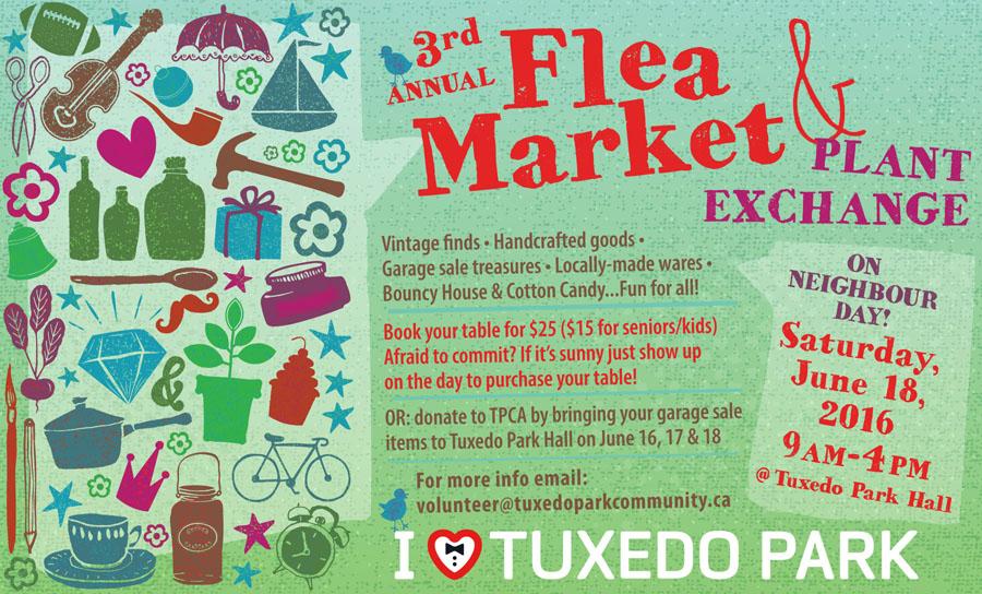 Tuxedo Park Flea Market